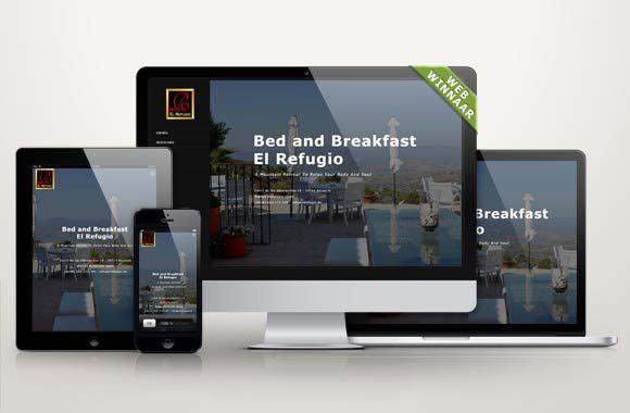 WebWinnaar - Webdesign El Refugio - Wij maken mooie nieuwe websites of webshops die hoog scoren in Google en andere zoekmachines