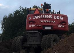 Webwinnaar portfolio websites - Webdesign Janssens D&M