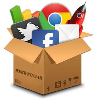 WebWinnaar - Digitale Marketing Tools - Websites en webshops die hoog scoren in Google en andere zoekmachines