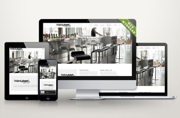 WebWinnaar - Webdesign Lybaert Agencies - Wij maken mooie nieuwe websites of webshops die hoog scoren in Google en andere zoekmachines